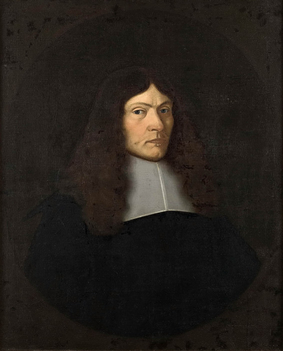 Йохан Хадорф (1630-1693). Неизвестные художники