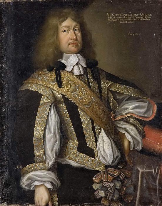 Ernest Günther, Duke of Schleswig-Holstein-Sonderburg-Augustenburg. Unknown painters