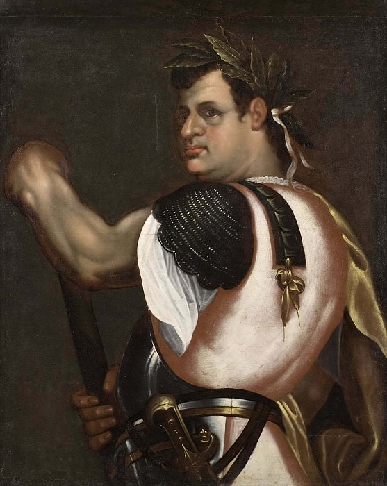 Vespasianus. Unknown painters