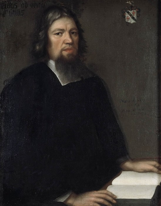 Jesper Svedberg (1653-1735). Unknown painters
