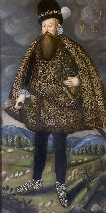 Johan III (1537-1592), king of Sweden. Unknown painters