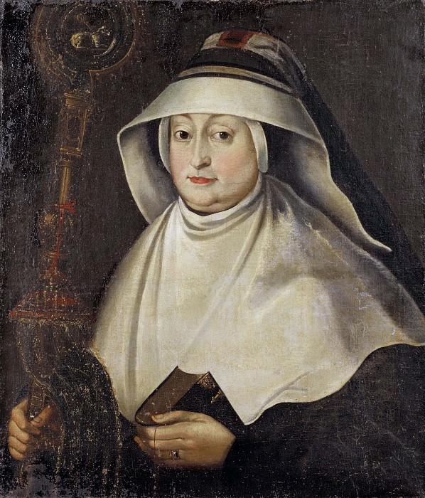 Krystyna Eufemia Radziviłł. Unknown painters