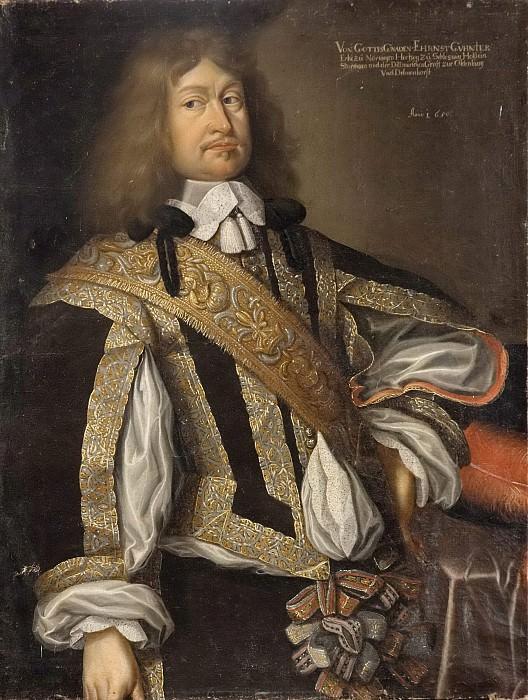 Ernst Günter, 1609-1689, hertig av Holstein-Sondenburg-Augustenburg. Unknown painters
