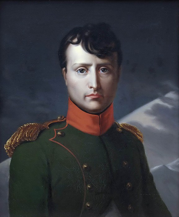 Napoleon I (1769-1821), Emperor of France. Unknown painters