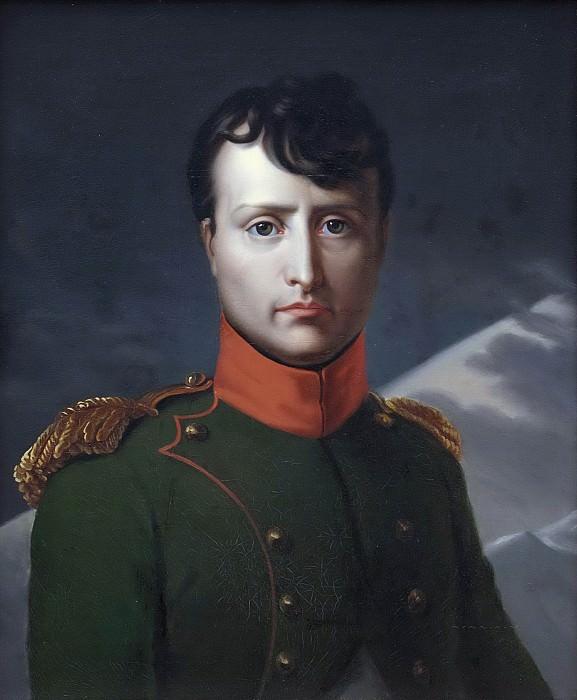 Наполеон I (1769-1821), император Франции. Неизвестные художники