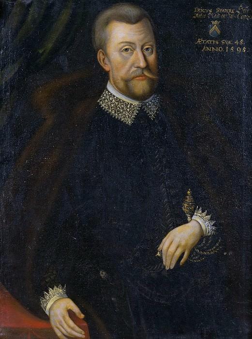 Erik Sparre of Rossvik (1550-1600). Unknown painters