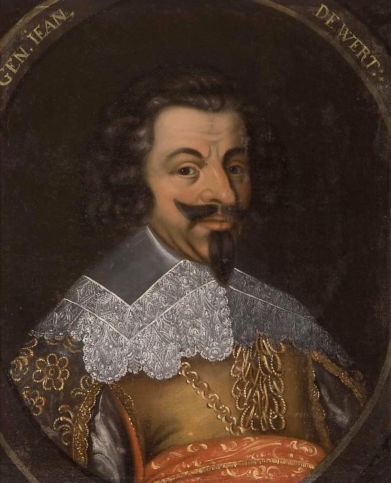 Johann von Werth. Unknown painters