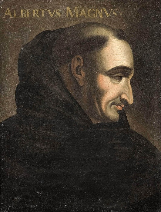 Albertus (1193-1280). Unknown painters