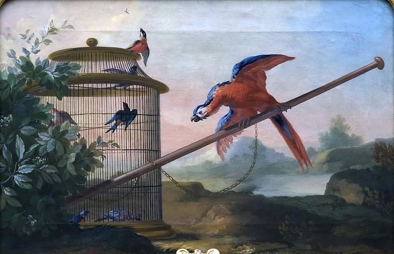 Birds. Unknown painters