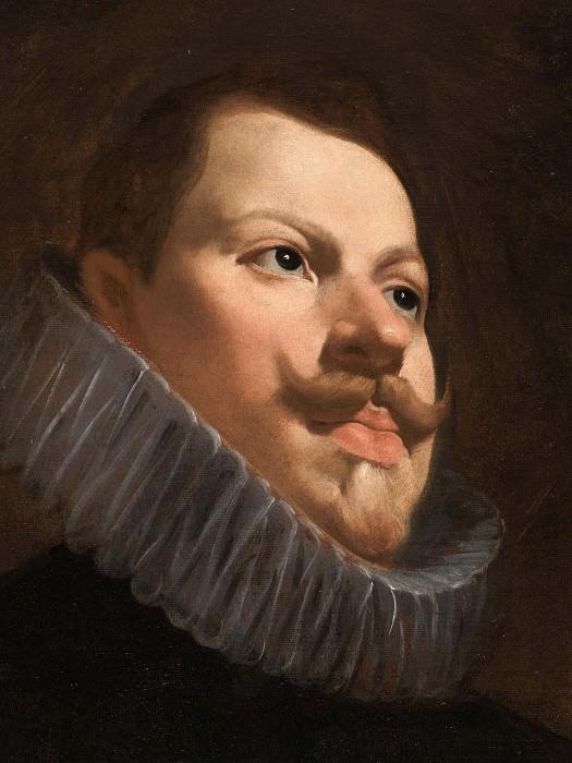 Portrait of Philip III. Diego Rodriguez De Silva y Velazquez