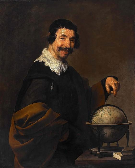 Democritus. Diego Rodriguez De Silva y Velazquez