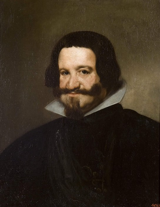 Count Olivares. Diego Rodriguez De Silva y Velazquez