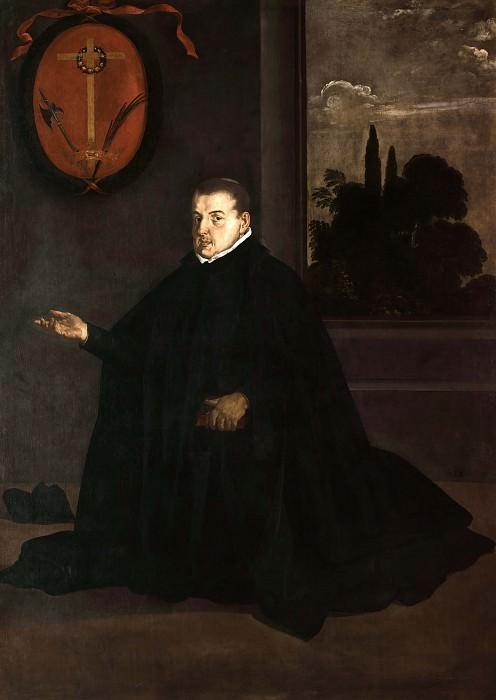Дон Кристобаль Суарес де Рибера. Диего Родригес де Сильва и Веласкес