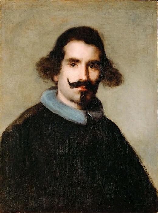 Self Portrait. Diego Rodriguez De Silva y Velazquez