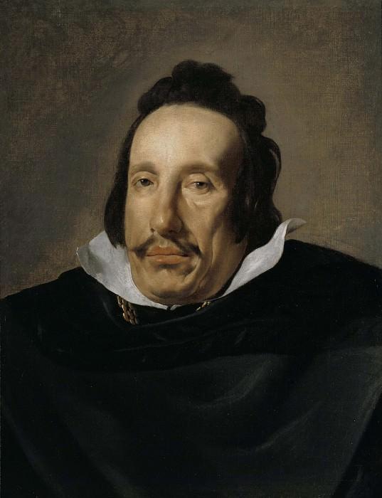 A nobleman. Diego Rodriguez De Silva y Velazquez