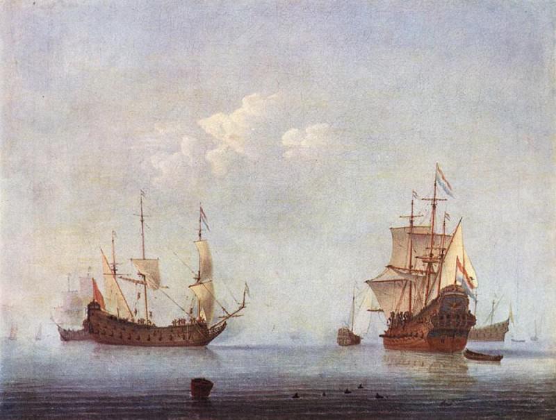 #05884. Willem van de Velde the Younger