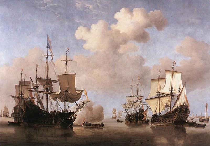 #05882. Willem van de Velde the Younger