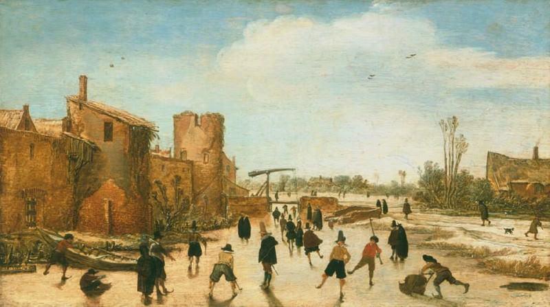 #07403. Van De Esaias Velde