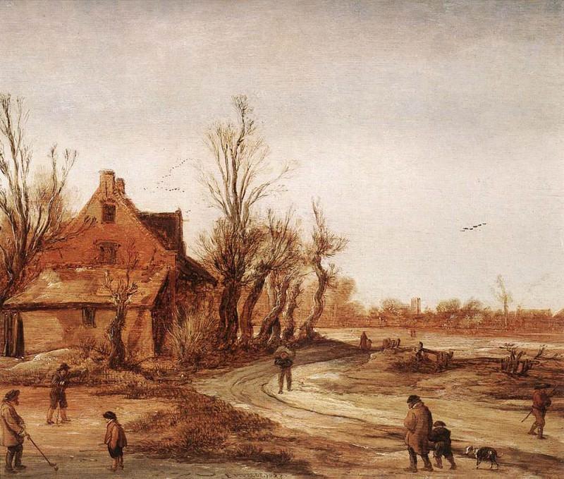 #07401. Van De Esaias Velde