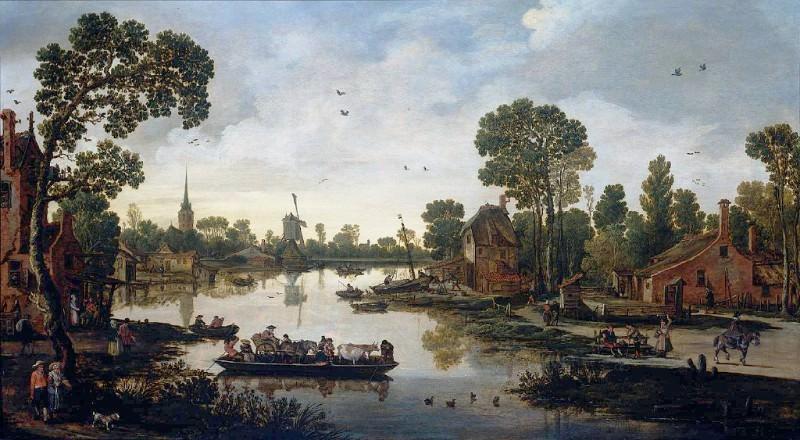 #07404. Van De Esaias Velde