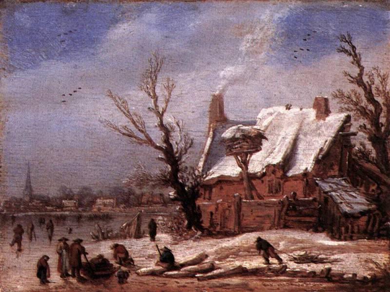 #07402. Van De Esaias Velde