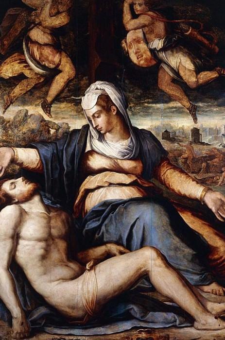 The Pieta. Giorgio Vasari