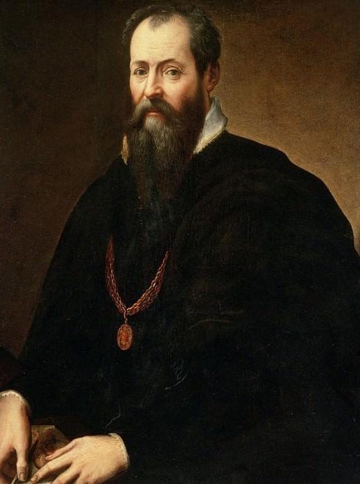 Self Portrait. Giorgio Vasari