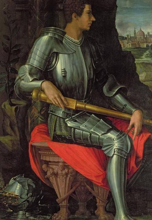 Portrait of Alessandro de Medici. Giorgio Vasari