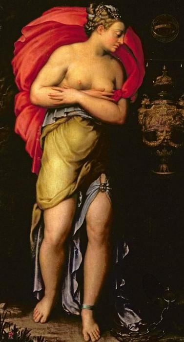 Patience. Giorgio Vasari