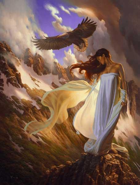 spirit rising. Christopher Vacher