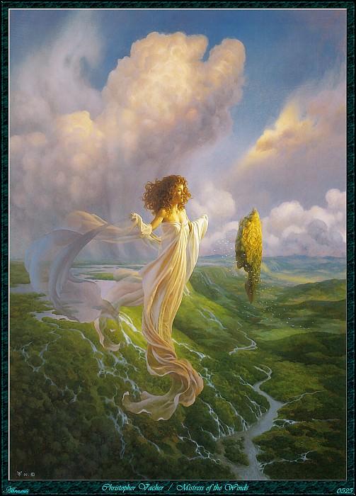 Christopher Vacher - Mistress Of The Winds (Abraxsis). Christopher Vacher
