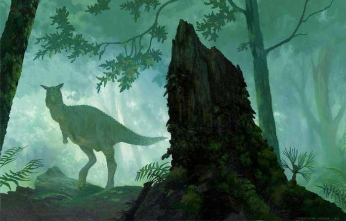 Dinosaur9. Christopher Vacher