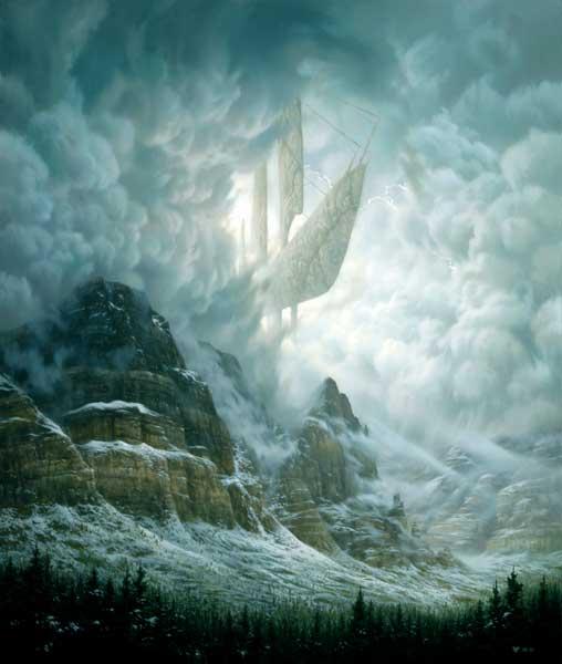 Stormbreakers. Christopher Vacher