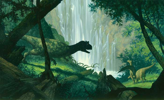 Dinosaur10. Christopher Vacher