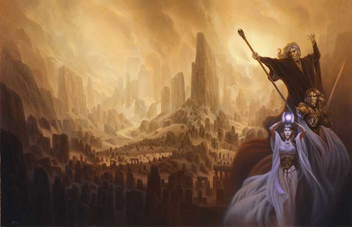 Dragonlance. Christopher Vacher
