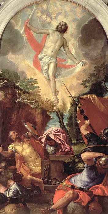 Воскресение Христово. Веронезе (Паоло Кальяри)
