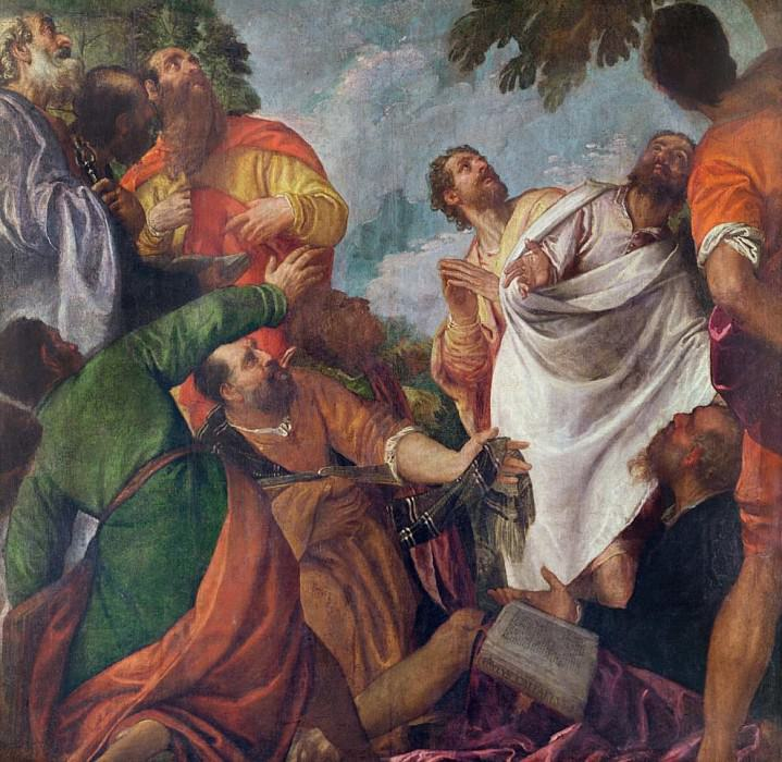Успение Богородицы. Веронезе (Паоло Кальяри)