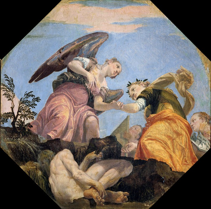 Allegory of the Liberal Arts. Veronese (Paolo Cagliari)