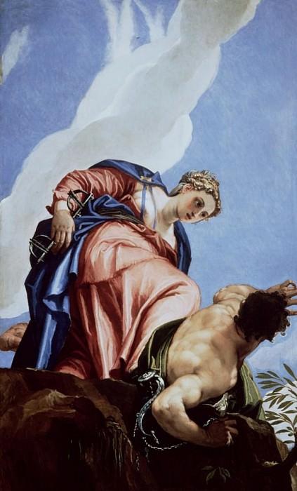Наказание Вулкана. Веронезе (Паоло Кальяри)