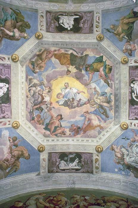 Universal Harmony, or Divine Love. Veronese (Paolo Cagliari)