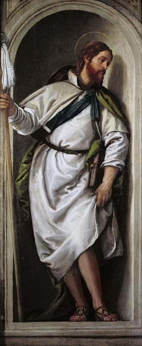 Святой Августин. Веронезе (Паоло Кальяри)