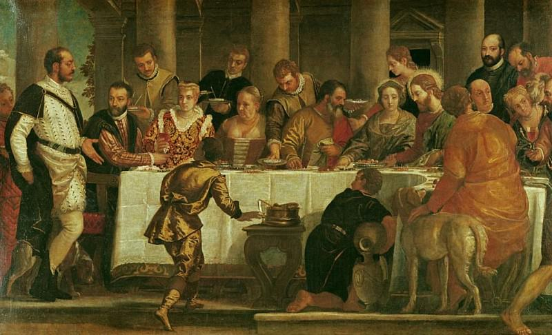 Свадьба в Кане. Веронезе (Паоло Кальяри)