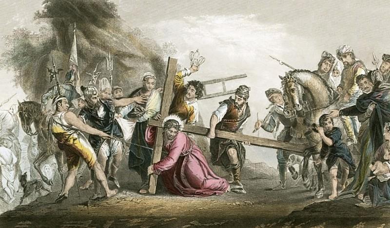 Христос, несущий крест. Веронезе (Паоло Кальяри)