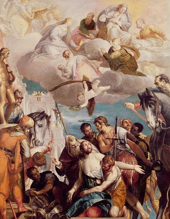 Мученичество святого Георгия. Веронезе (Паоло Кальяри)