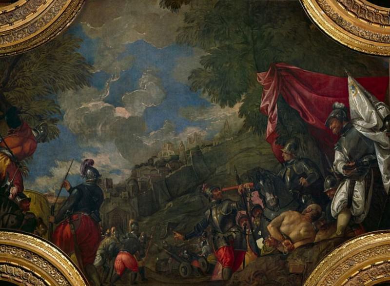 Завоевание Смирны. Веронезе (Паоло Кальяри)