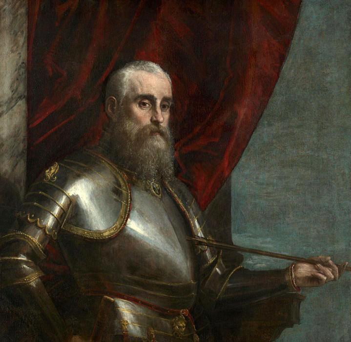 Portrait of Agostino Barbarigo. Veronese (Paolo Cagliari)