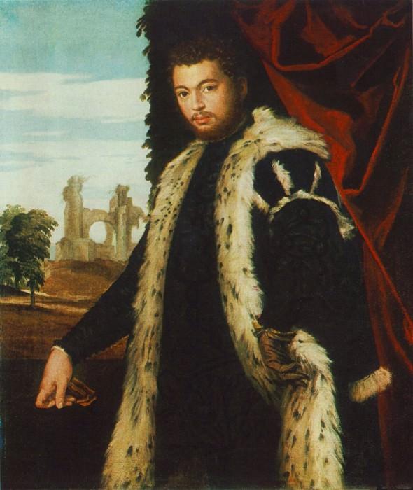Portrait of a man. Veronese (Paolo Cagliari)