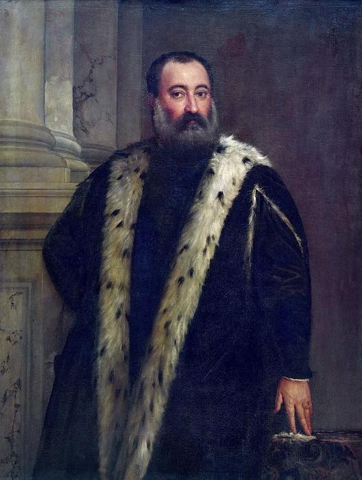Алессандро Контарини. Веронезе (Паоло Кальяри)