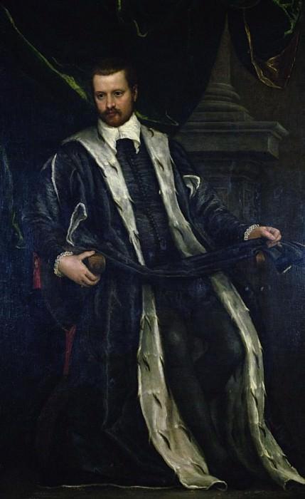 Джентльмен из семьи Соранзо. Веронезе (Паоло Кальяри)