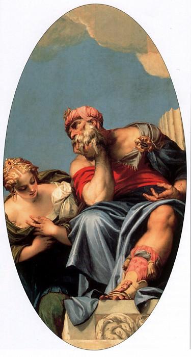 Юнона и Сатурн. Веронезе (Паоло Кальяри)